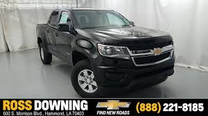 100 Chevrolet Colorado Truck New 2019 In Hammond At Ross Downing