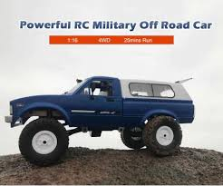 1/16 RTR 4WD 2.4G Military Truck Buggy Crawler Off Road RC Car 2CH ... Szjjx Rc Cars Rock Offroad Racing Vehicle Crawler Truck 24ghz Remote Control Electric 4wd Car 118 Scale Jual Rc Offroad Monster Anti Air Mobil Beli Bigfoot Off Road 24 Amazoncom Radio Aibay Rampage Bigfoot Best Toys For Kids City Us Big Red 6x6 Mud Action By Insane Will Blow You Choice Products Toy 24g 20kmh High Speed Climbing Trucks I Would Really Say That This Is Tops On My List
