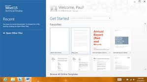 Thurrott previews Microsoft fice 15 lots of screenshots TechSpot