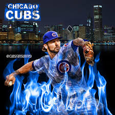 Big Ang Mural Chicago by Jake Arrieta Edit Cubsfansunited Pinterest Chicago Cubs