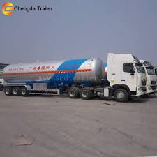 100 20 Ft Truck High Quality 2 Axle Ft Cng Trailer Skeleton Chassis Cng Tube