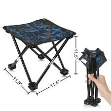 AILLOVCOL Mini Portable Folding Stool,Folding Camping Stool,Outdoor Folding  Chair For BBQ,Camping,Fishing,Travel,Hiking,Garden,Beach,Oxford Cloth Seat  ... Amazoncom Portable Folding Stool Chair Seat For Outdoor Camping Resin 1pc Fishing Pnic Mini Presyo Ng Stainless Steel Walking Stick Collapsible Moon Bbq Travel Tripod Cane Ipree Hiking Bbq Beach Chendz Racks Wooden Stair Household 4step Step Seats Ladder Staircase Lifex Armchair Grn Mazar