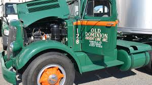 100 Brown Line Trucking NC Transportation Museum Highlights Old Dominion Trucks Charlotte