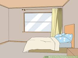 Image Titled Choose Relaxing Bedroom Decor Step 1