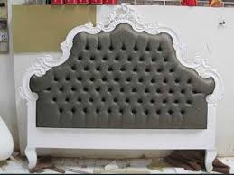 Black Leather Headboard King by Customize King Tufted Headboard Elegance Laluz Nyc Home Design