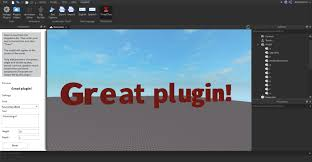 ThreeDText Plugin Generate 3D Text Quickly Community Resources