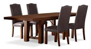 Sofia Vergara Dining Room Table by Sofia Vergara Dining Room Set Bedford Heights Cherry 5 Pc Dining