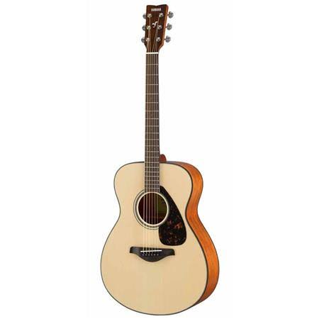 Yamaha FS800 Solid Top Acoustic Guitar - Small, Natural