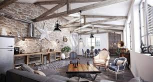 wohnideen rustikales wohnzimmer rustikal wohnzimmertisch