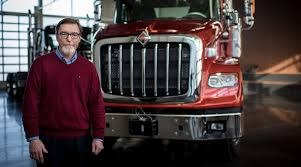 Navistar Caps Turnaround With Overhaul Of Top Truck | Transport Topics