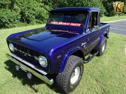 100 1967 Ford Truck Parts Bronco For Sale AllCollectorCarscom