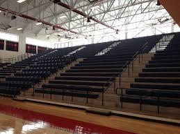 Gander Mountain Stadium Chairs by 2012 Farnham Equipment Company