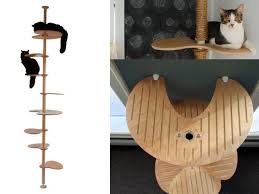 modern cat tower modern cat tree furniture and 505 best cat trees for