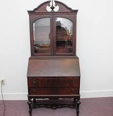 Antique Secretarys Desk by Antique Secretary Desk From The Illinois Cabinet Company Ebth