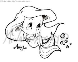 Baby Disney Coloring Pages Ba Princess New Cheer