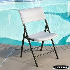 Lifetime Folding Chair Light Commercial - Pack Of 4 | Costco UK Lifetime Commercial Folding Chair 201 D X 185 W 332 H Almond White Plastic Seat Metal Frame Outdoor Safe Set Of 4 With Carry Handle Ltm480372 Chairs 32 Pack 80407 Black Classic 4pack Lowes Pk 80643 480625 Contemporary 42810 Light Granite Of 6foot Stacking Table And Combo
