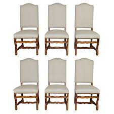 Dining Room Chairs Set Of 6 New Six French Louis Xiv Style