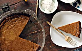Gingersnap Pumpkin Pie Cheesecake by Pumpkin Spice And Everything Nice 15 Vegan Pumpkin Pie Recipes