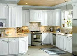 light blue kitchen white cabinets walls granite large size of