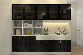 11 Dining Room Cabinet Design Interior With Black Wine Throughout
