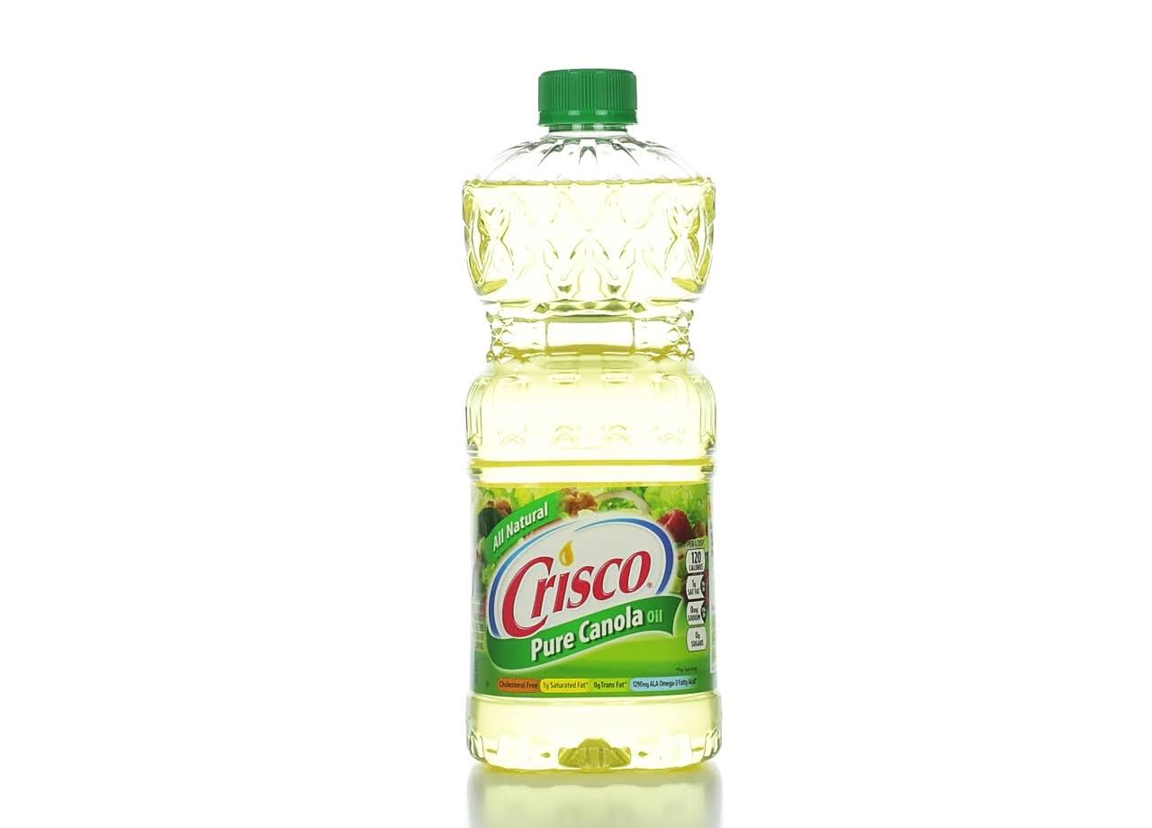 Crisco Pure Canola Oil - 48oz