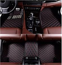 2008 Infiniti G35 Floor Mats by Amazon Com Worth Mats Custom Fit Luxury Xpe Leather Waterproof