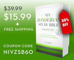 NIV Zondervan Study Bible 60% Sale, Jan. 30-Feb. 1 | Trinity ... Latest Carsons Coupon Codes Offers October2019 Get 70 Off Pinned December 20th 50 Off 100 At Bon Ton Ikea Carson Ca Store Near Me Canada Goose Parka Mens Weekly Ad Michaels Ticketmaster Coupons Promo Oct 2019 Goodshop Sales Shopping News On Twitter Tissot Chronograph Automatic Watch Such A Deal Rachel The Green Revolutionary Ipdent And Partners First 5 La Parents Family Pizza Game Fun Center Chuck E Chees