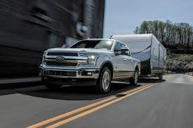 2018 Ford F-150 Diesel Best-in-Class Towing And Hauling Ratings