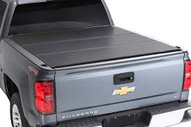 Rugged Hard Folding Tonneau Cover - AutoAccessoriesGarage.com