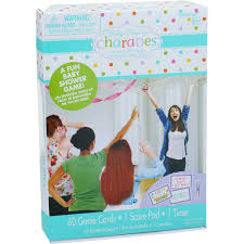 Baby Shower Charades Game BIG W