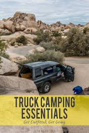100 Pickup Truck Camping Gear List And Accessories What You Need To Have D2D