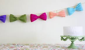 How To Make Crepe Paper Bows By The Flair Exchange