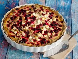 nordische rote bete tarte