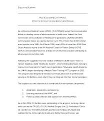 Sample Executive Y For Resume Reports Example