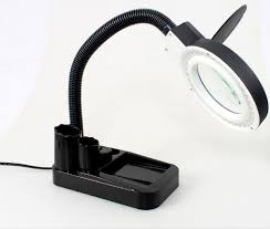 Desktop Magnifying Lamp Canada by 10 Times Hd Led Lamp Desktop Magnifying Glass For Mobile Phone