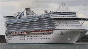 Cruise Ship Sinking 2016 by Carnival U0027s Princess Cruises To Pay 40 Million For Dumping