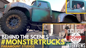 100 Truck Movie Monster S Behind The Scenes Check Out The Tricks Special