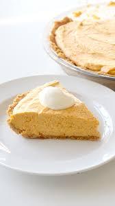 Preparing Pumpkin For Pie Filling by No Bake Pumpkin Pie Recipe Tastemade