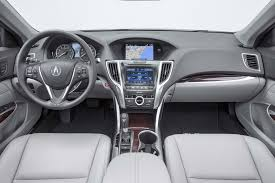 2017 Acura TLX Reviews and Rating