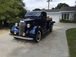 Ray T's 1937 Chevy 1/2 Ton Truck | Chevs Of The 40's | News, Events ...