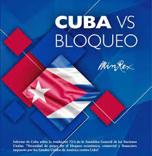 100 Resolution 4 CUBAS REPORT 2018 On 72 Of The United Nations