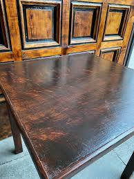 1 2 tische vintage retro design esszimmer cafe bar table