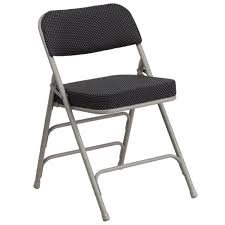 100 Oversized Padded Folding Chairs ChairLess Metal Plastic