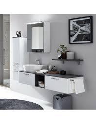 waschbecken unterschrank waschtischschrank bad nobilia elements bwas 80 29 80 cm
