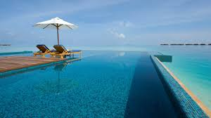 100 Maldives Infinity Pool TOP INFINITY POOLS IN THE WORLD WORTH SWIMMING ON THE EDGE
