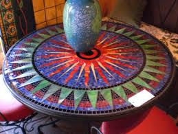 mosaic table top designs tabletop dma homes 54469