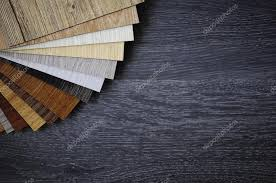 Laminate Wood Texture Floor Oak Tile Maple Chestnut Walnut Balsam Samples Of And Vinyl On Wooden Background