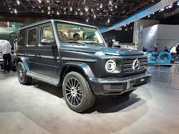 The 2019 Mercedes G-Class: More Capability, Less Weight - Motor ... Future Truck Rendering 2016 Mercedesbenz G63 Amg Black Series This Gclass Wants To Become A Monster Aoevolution Deep Dive 2019 Glb Crossover Automobile Mercedes Gclass 2018 Pictures Specs And Info Car Magazine 1983 By Thetransportguild On Deviantart Gwagen Savini Wheels Vs Land Rover Defender Youtube Inspiration 6x6 Drive Review Autoweek