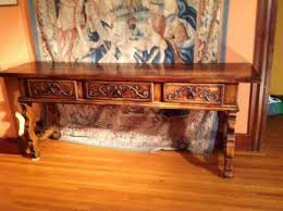 Spanish Style Furniture Table
