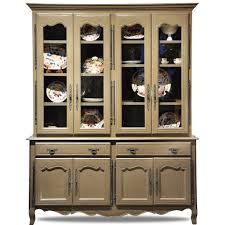 Distressed Cherry French Country Bathroom Vanity by J Tribble Custom Sink Bases Cabinetry Furniture